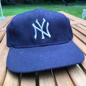Vintage Yankees Fitted Hat